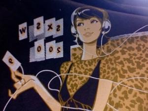 SXSW women's t-shirt