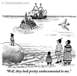 New Yorker Cartoon by J.B. Handelsman